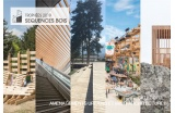 CATEGORIE AMENAGEMENTS URBAINS ET MICRO-ARCHITECTURE - Crédit photo : Séquences Bois