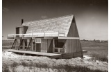 Reese House à Saganopack - Andrew Geller, 1957 - © The Collection of Andrew M. Geller and Jake Gorst - Crédit photo : D.R. -